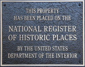 609px-HistoricPlacesNationalRegisterPlaque